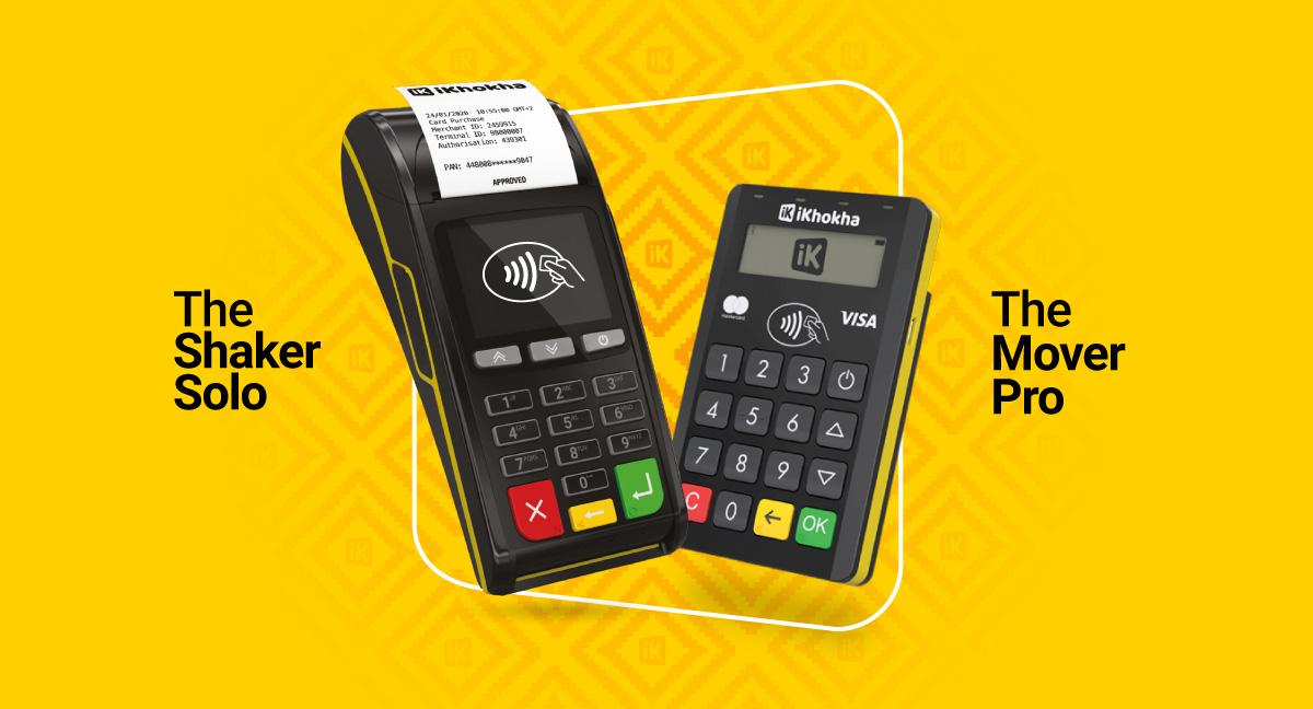 iKhokha Card Machines