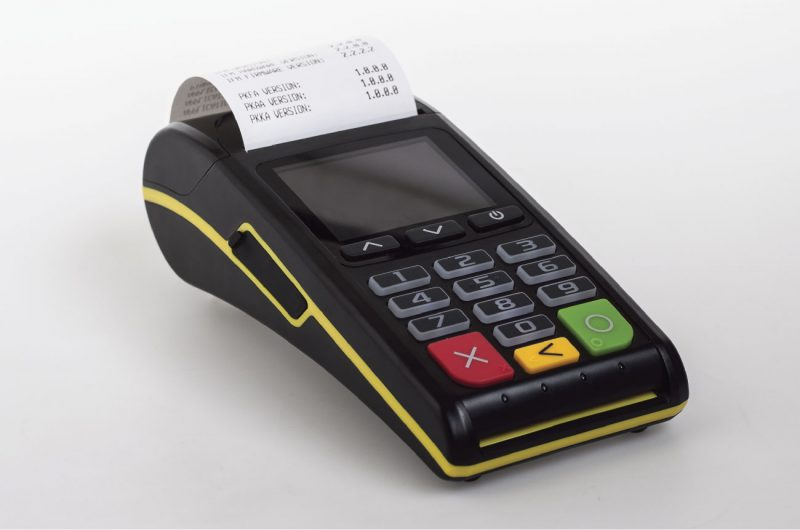 Send or Print a Receipt with the Shaker