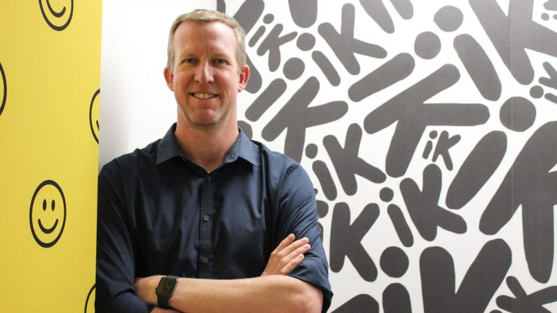 Meet the #iKTribe: Up for Another Challenge with Andrew Roy