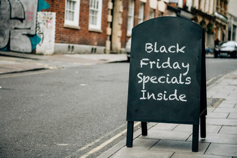 Black Friday Spotlight: Affordable Ways to Market Your Specials