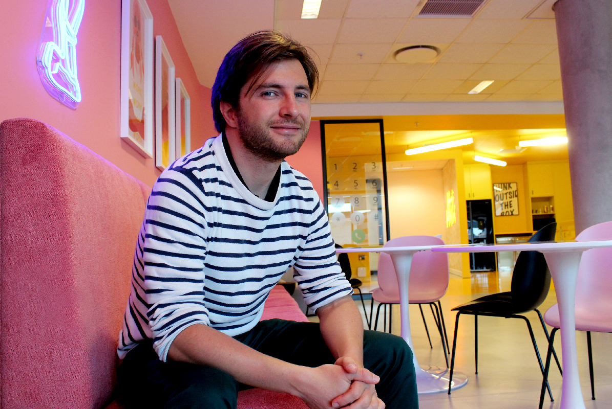 Meet the #iKTribe: Making an Impact with Olivier d'Huart
