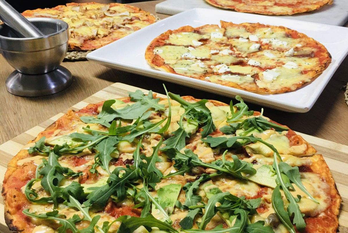 The fired up Durban pizzeria pizza picture