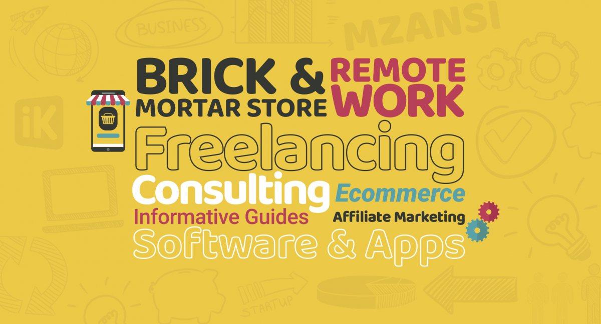 Brick & Mortar Store
