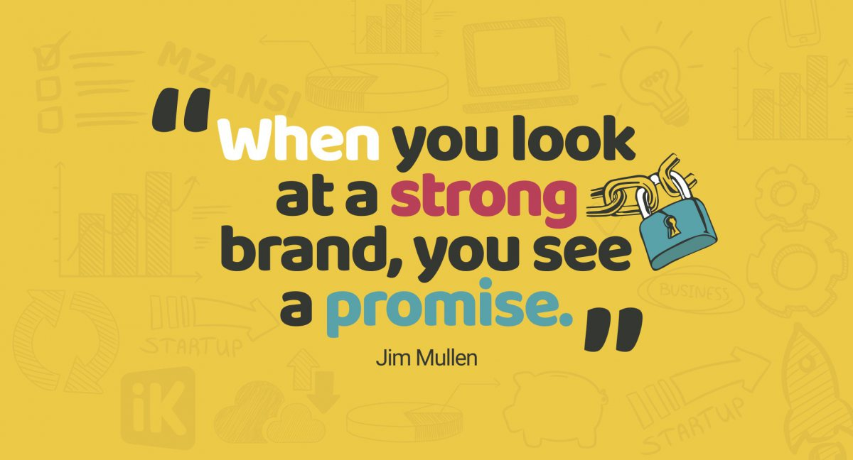 The power of the brand promise