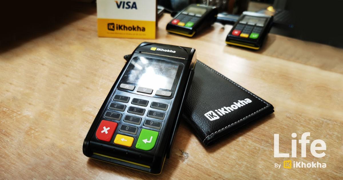 district 103 ikhokha card machine