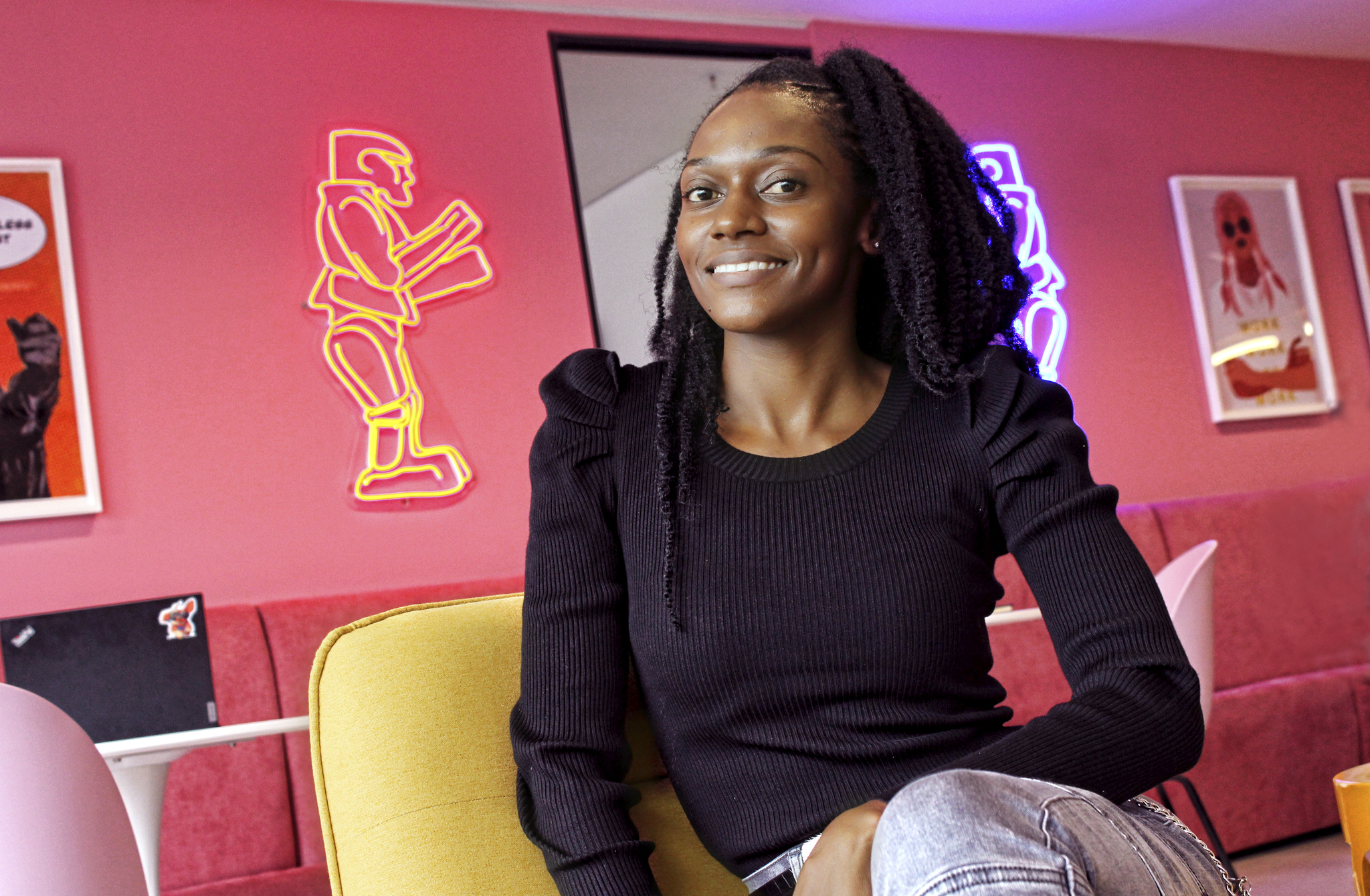 Meet the #iKTribe: Beauty, Brains and Code with Pauline Chigumo