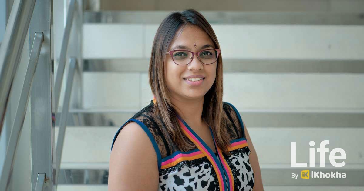 Meet the #iKTribe: Reba Naidoo