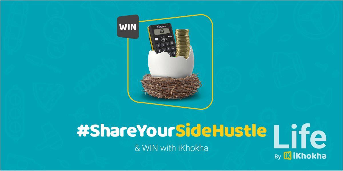 #ShareYourSideHustle and WIN